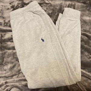 Polo Ralph Lauren Sweatpants Joggers Grey